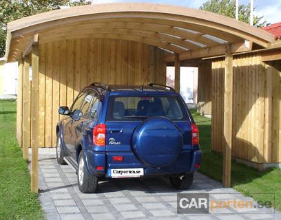 carporten n r du letar du efter carport med f rr d garage garageport friggebod eller. Black Bedroom Furniture Sets. Home Design Ideas